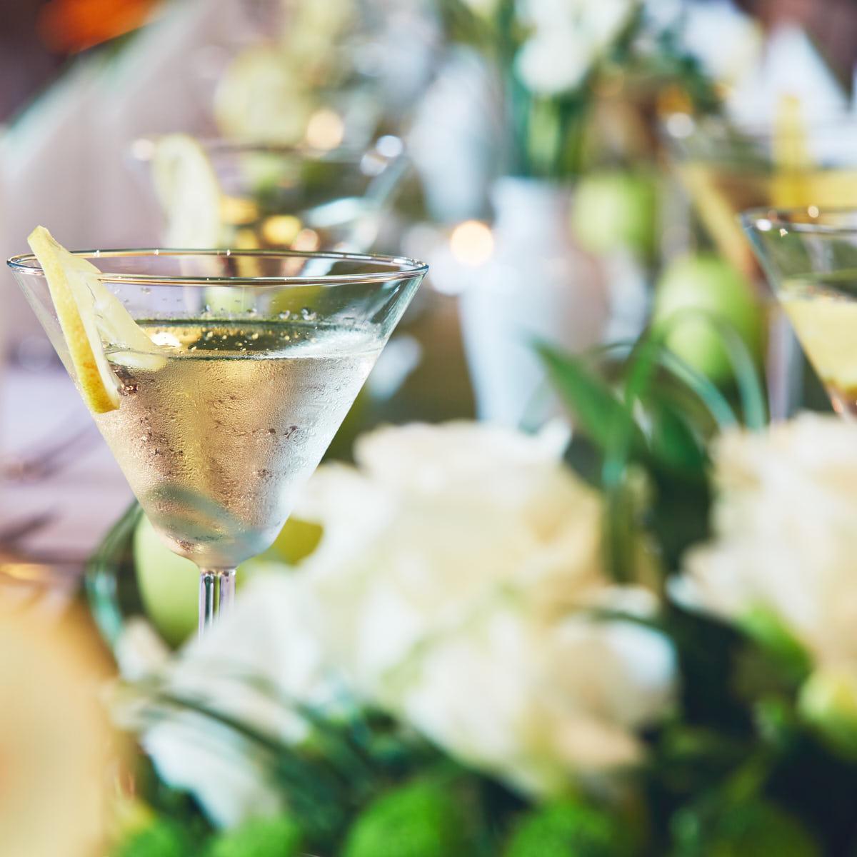 Hochzeitsdeko bei Denise Wolff am Blummegaertchen