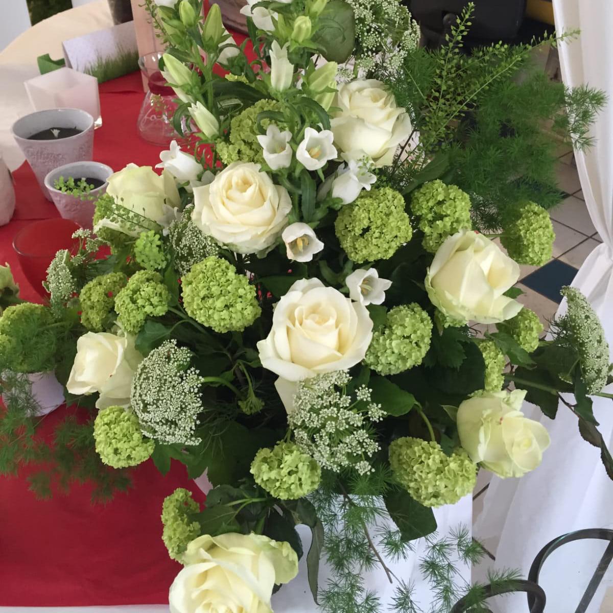 Hochzeitsdekoration - Denise Wolff - Am Blummegaertchen