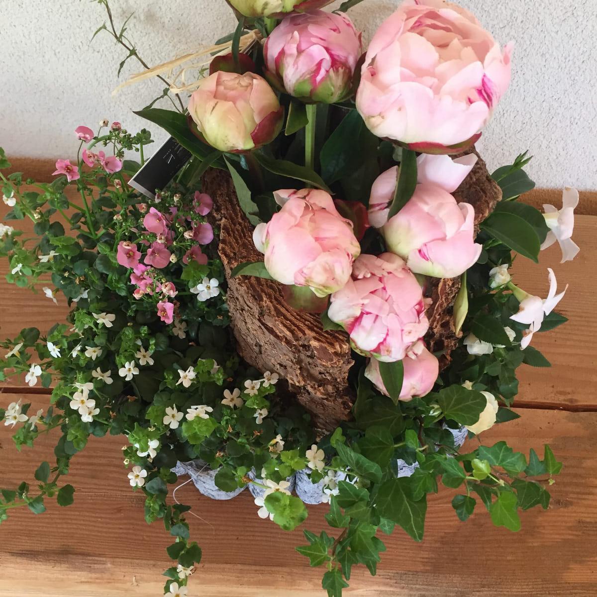 Events - Tischdekorationen - Blumendekorationen - Denise Wolff - Am Blummegaertchen