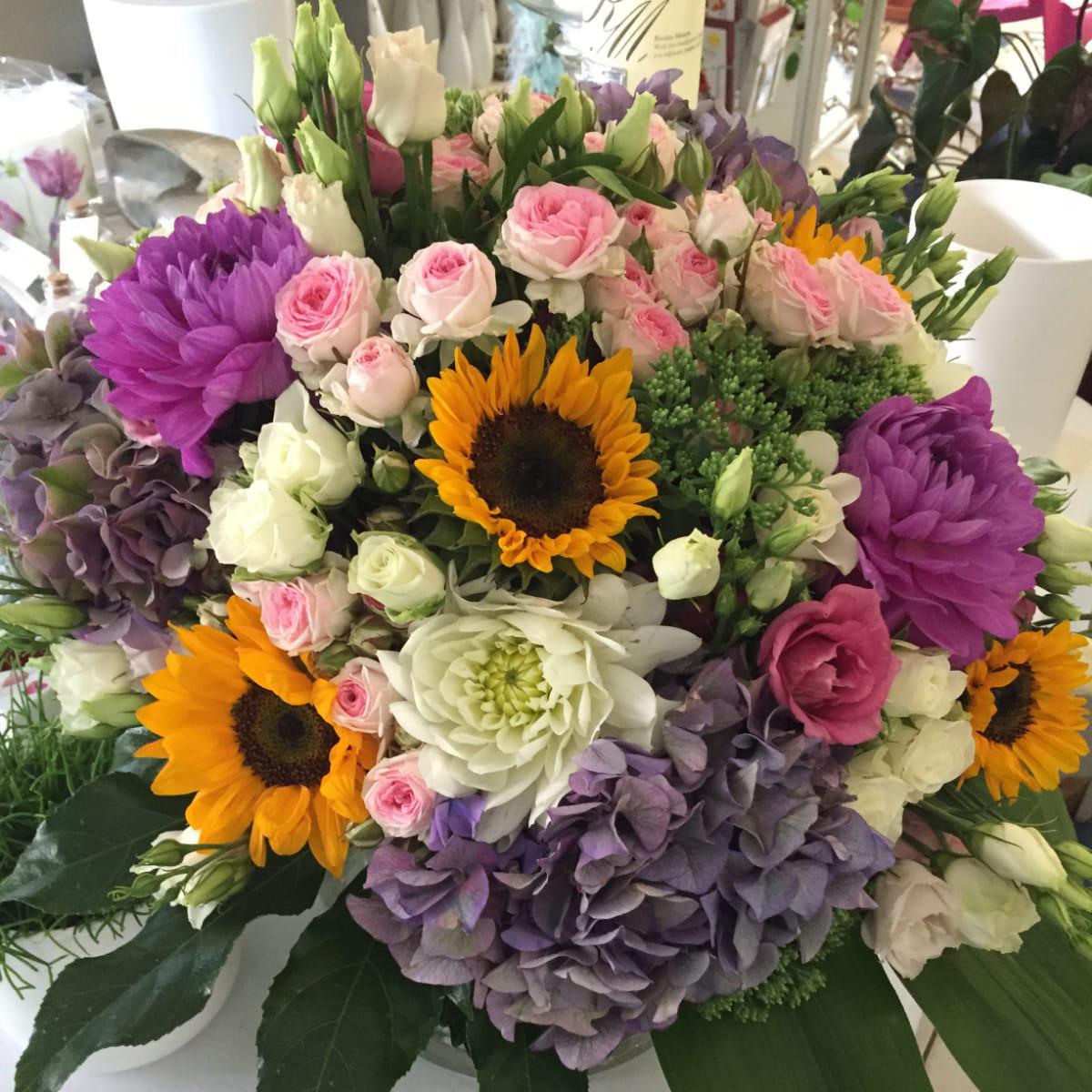 Hochzeitsblumen - Denise Wolff - Am Blummegaertchen
